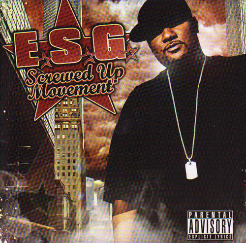 "E.S.G. ""SCREWED UP MOVEMENT"" (NEW 2-CD)"