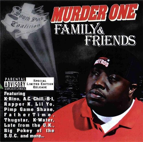 "MURDER ONE ""FAMILY & FRIENDS"" (USED CD)"