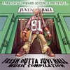 "STRAIGHT FORWARD RECORDS ""FRESH OUTTA JUVI HALL"" (NEW CD)"