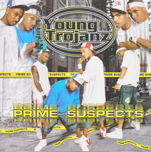 "YOUNG TROJANZ ""PRIME SUSPECTS"" (USED CD)"