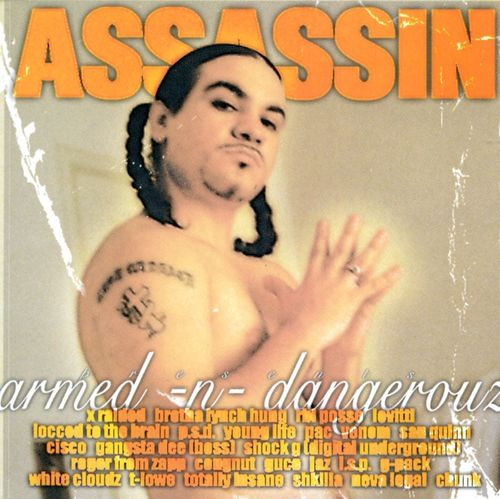 "ASSASSIN ""ARMED -N- DANGEROUZ"" (USED CD)"