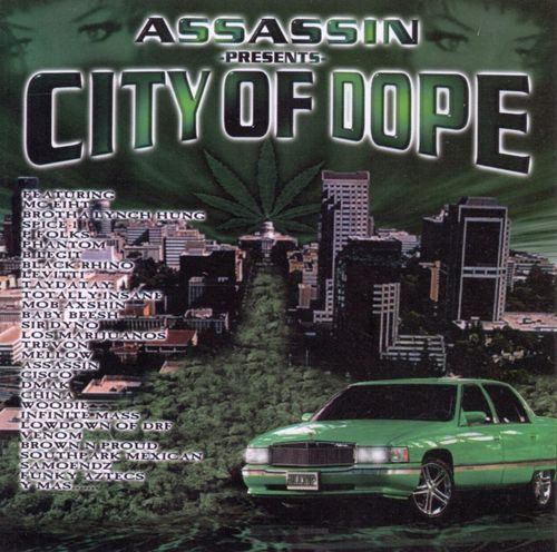 "ASSASSIN PRESENTS ""CITY OF DOPE"" (USED CD)"