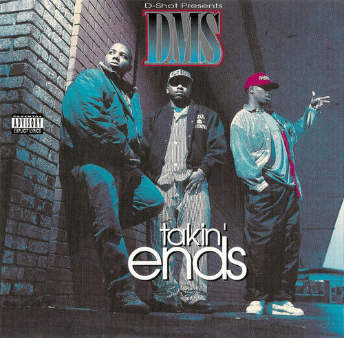 "DMS ""TAKIN' ENDS"" (NEW CD)"