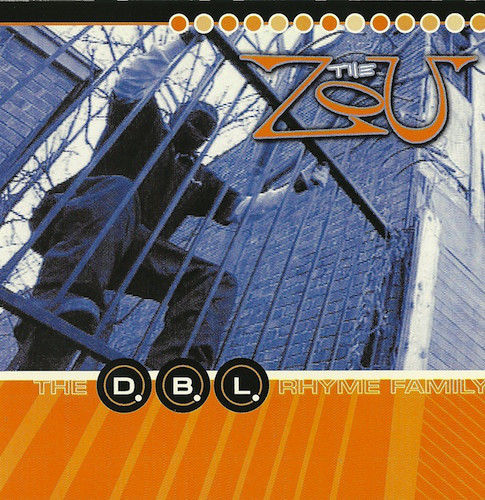 "THE D.B.L. RHYME FAMILY ""THE ZOU"" (USED CD)"