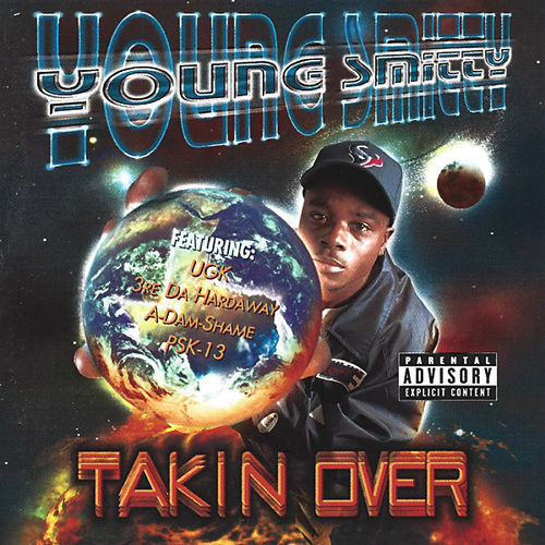"YOUNG SMITTY ""TAKIN OVER"" (USED CD)"