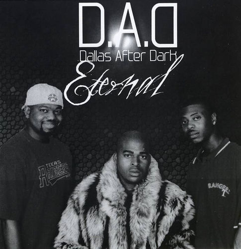 "DALLAS AFTER DARK (D.A.D.) ""ETERNAL"" (USED CD-R)"