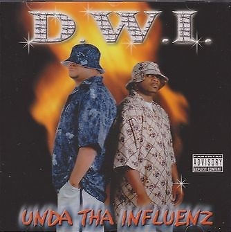"D.W.I. ""UNDA THA INFLUENZ"" (USED CD)"