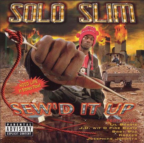 "SOLO SLIM ""SEW'D IT UP"" (NEW CD)"