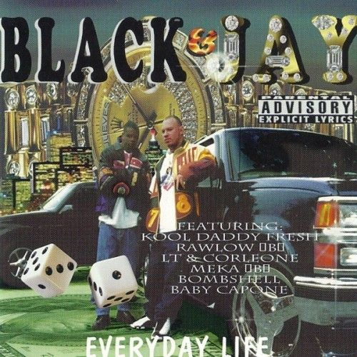 "BLACK & JAY ""EVERYDAY LIFE"" (USED CD)"