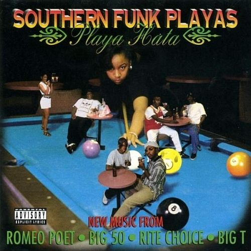 "SOUTHERN FUNK PLAYAS ""PLAYA HATA"" (USED CD)"