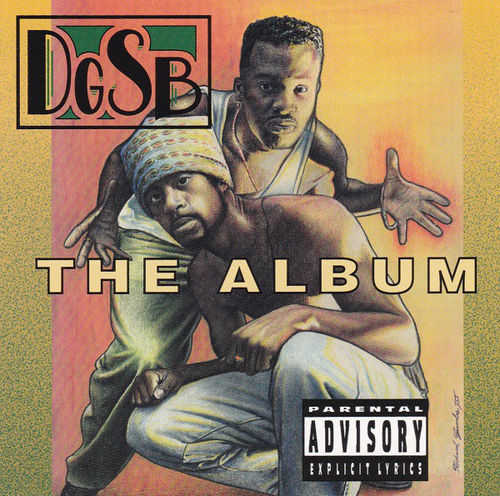 "DSGB ""THE ALBUM"" (NEW CD)"