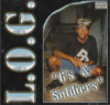 "L.O.G. ""G'S & SOLDIERS"" (USED CD)"