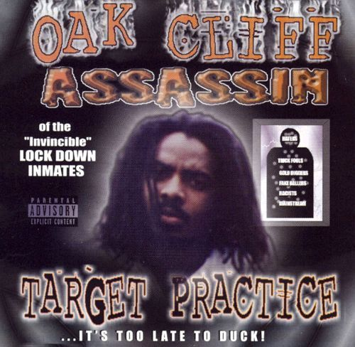 "OAK CLIFF ASSASSIN ""TARGET PRACTICE"" (USED CD)"
