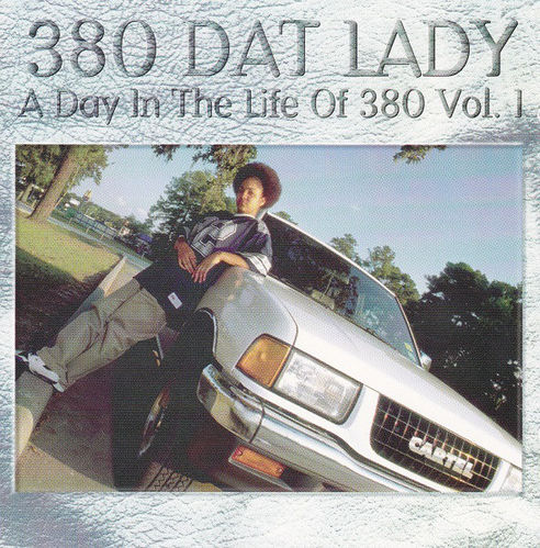 "380 DAT LADY ""A DAY IN THE LIFE OF 380 VOL. 1"" (USED CD)"