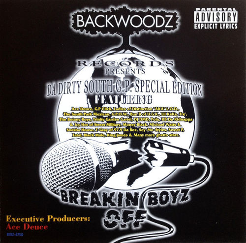 "ACE DEUCE ""BREAKIN BOYZ OFF"" (USED CD)"