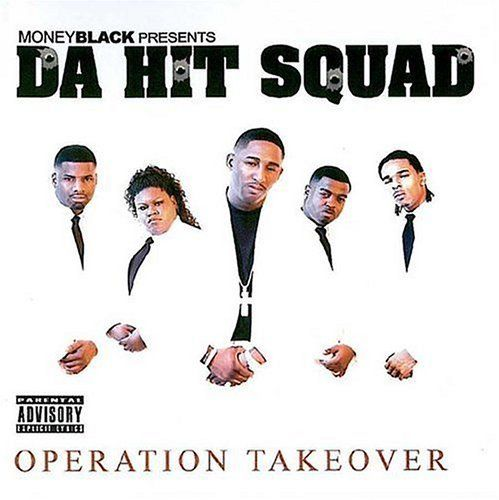 "DA HIT SQUAD  ""OPERATION TAKEOVER"" (NEW 2-CD)"