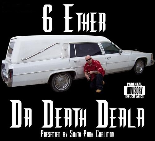 "6 ETHER ""DA DEATH DEALA"" (USED CD)"
