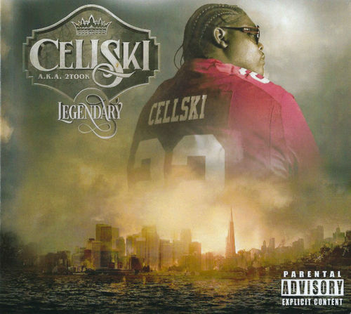"CELLSKI ""LEGENDARY"" (NEW CD)"