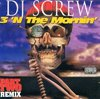 "DJ SCREW ""3 'N THE MORNIN': PART TWO [REMIX]'"" (USED CD)"