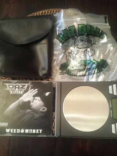 "DAZ DILLY ""WEED MONEY: SCALE DELUXE EDITION"" (USED CD)"