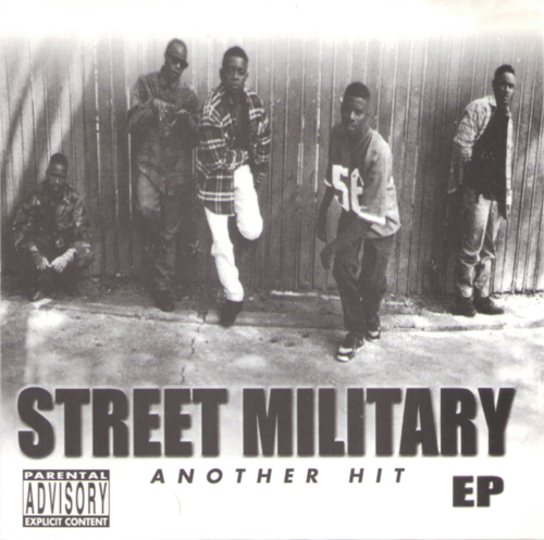 "STREET MILITARY ""ANOTHER HIT"" (USED CD)"
