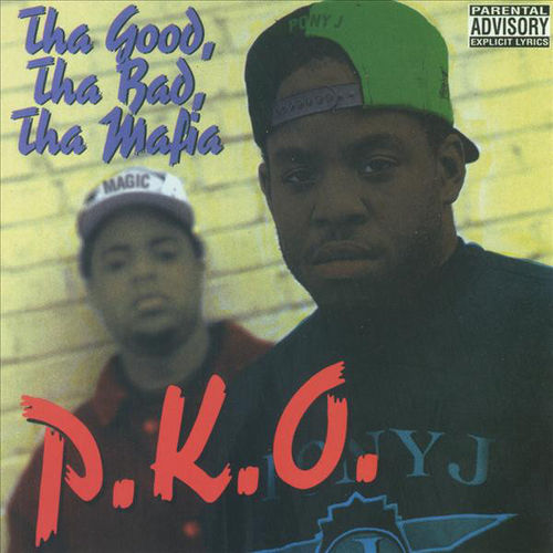 "P.K.O. ""THA GOOD, THA BAD, THA MAFIA"" (USED CD)"