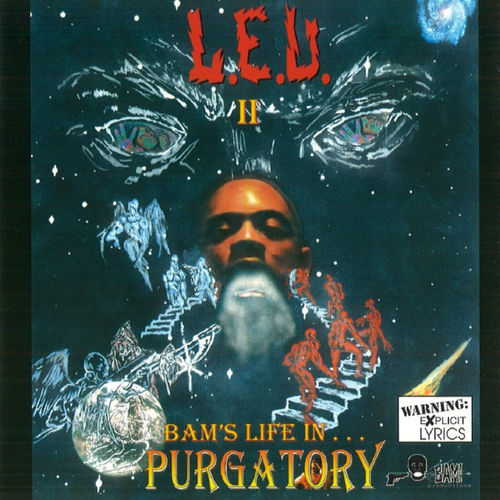 "L.E.U. ""BAM'S LIFE IN PURGATORY"" (USED CD)"