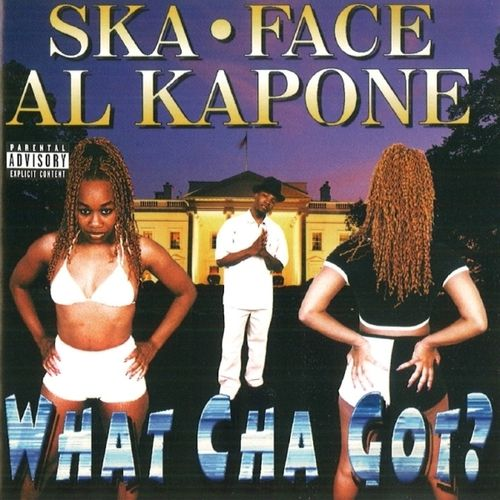 "SKA-FACE AL KAPONE ""WHAT CHA GOT?"" (USED CD)"