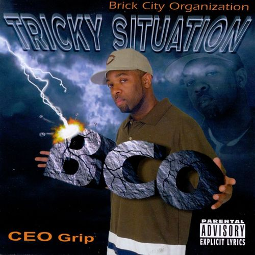 "B.C.O. ""TRICKY SITUATION"" (USED CD)"