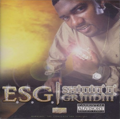"E.S.G. ""SHININ' N' GRINDIN'"" (USED CD)"