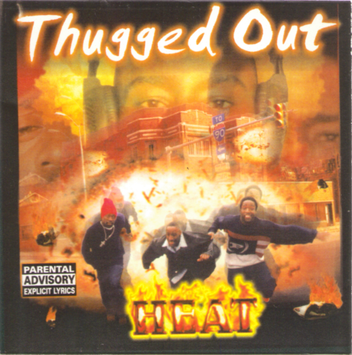 "THUGGED OUT ""HEAT"" (USED CD)"
