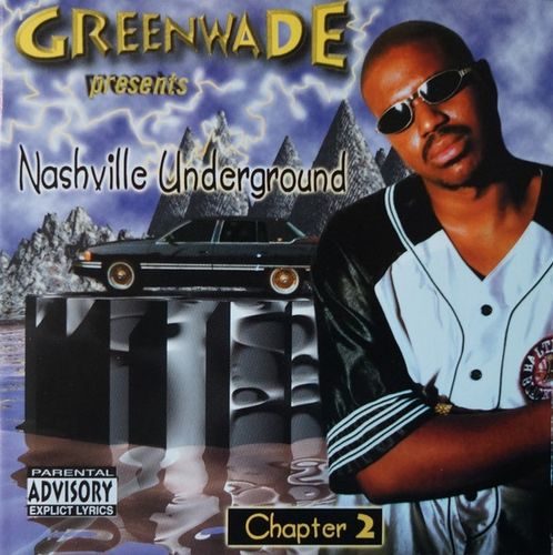 "GREENWADE ""NASHVILLE UNDERGROUND: CHAPTER 2"" (USED CD)"