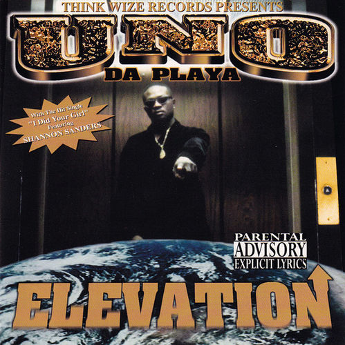 "UNO DA PLAYA ""ELEVATION"" (NEW CD)"