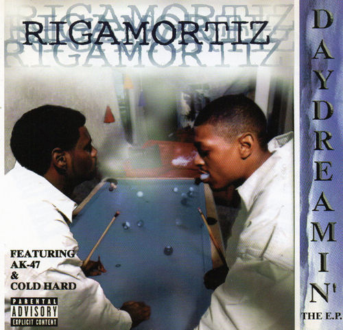 "RIGAMORTIZ ""DAYDREAMIN': THE E.P."" (USED CD)"