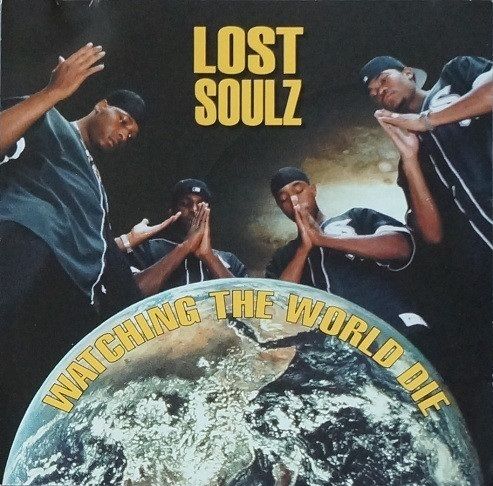 "LOST SOULZ ""WATCHING THE WORLD DIE"" (USED CD)"