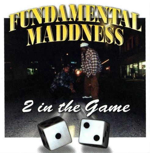 "FUNDAMENTAL MADDNESS ""2 IN THE GAME"" (USED CD)"