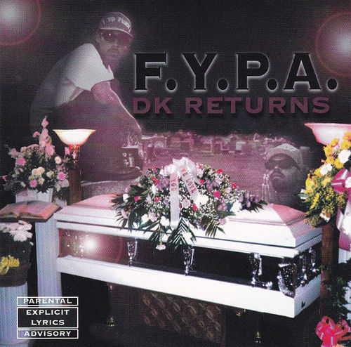 "F.Y.P.A. ""DK RETURNS"" (USED CD)"