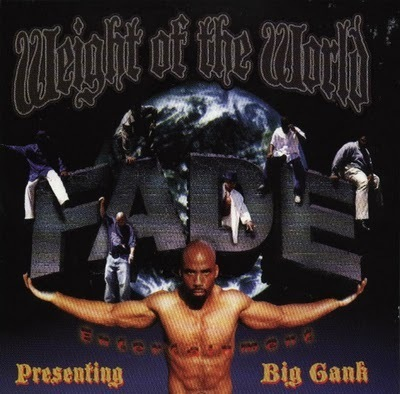 "BIG GANK ""WEIGHT OF THE WORLD"" (USED CD)"