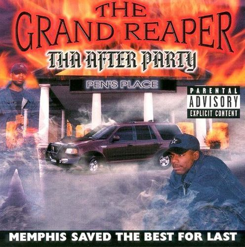 "THE GRAND REAPER ""THA AFTER PARTY"" (USED CD)"