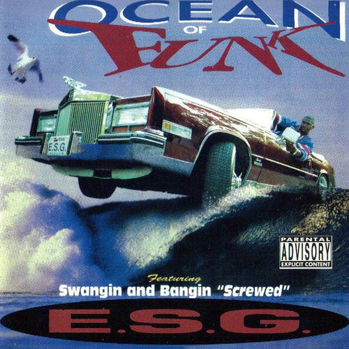 "E.S.G. ""OCEAN OF FUNK"" (NEW CD)"