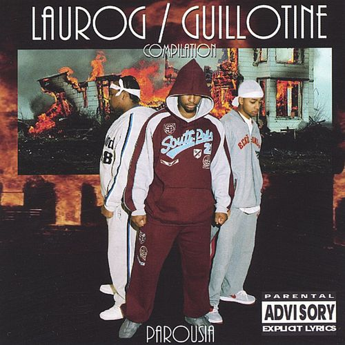 "LAUROG / GUILLOTINE COMPILATION ""PAROUSIA"" (NEW CD)"