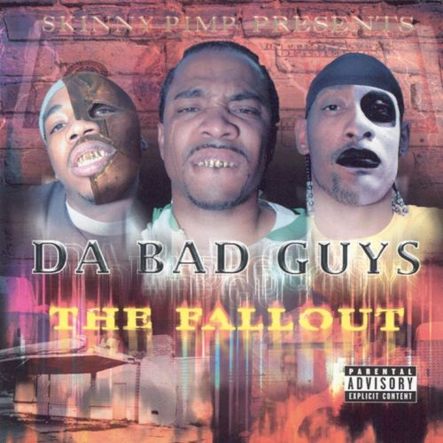 "SKINNY PIMP PRESENTS DA BAD GUYS ""THE FALLOUT"" (USED CD)"