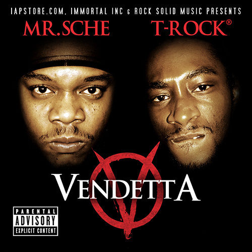 "MR. SCHE & T-ROCK ""VENDETTA"" (USED CD)"