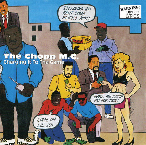 "THE CHOPP M.C. ""CHARGING IT TO THE GAME"" (USED CD)"
