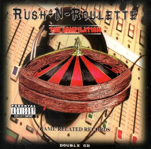 "GAME RELATED RECORDS ""RUSH-N-ROULETTE"" (USED 2-CD)"