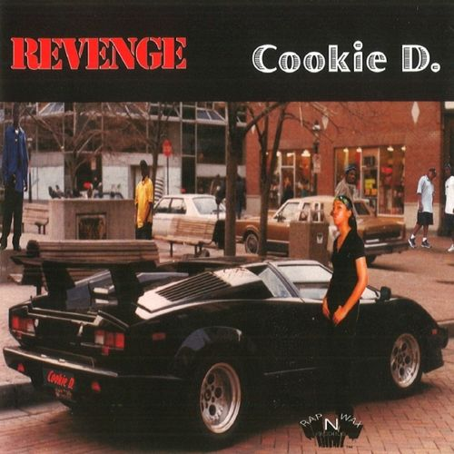 "COOKIE D. ""REVENGE"" (USED CD)"