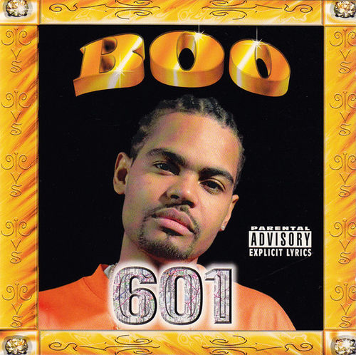 "BOO ""601"" (NEW CD)"