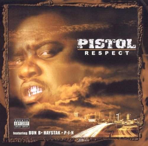 "PISTOL ""RESPECT"" (USED CD)"