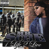 "MR. SCHE ""1 LIFE 2 LIVE"" (NEW CD)"