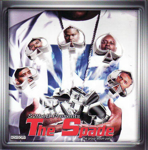 "S2THEB PRESENTS ""THE SPADE"" (NEW CD)"